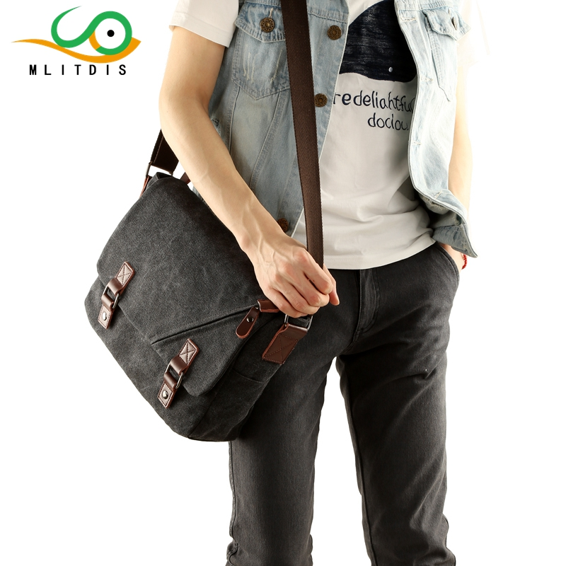 MLITDIS Retro Travel Bags Canvas Bag Men Casual Vintage Multifunction Trunk Men's Messenger Bag Shoulder Bags For Men Crossbody high quality men canvas bag vintage designer men crossbody bags small travel messenger bag 2016 male multifunction business bag