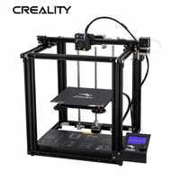 La impresora de Ender-5 3D Creality más nueva Ender-5 con estructura estable de energía cerrada con la impresión de continuación de apagado 220*220*300