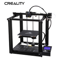 Newest Creality 3D Printer Ender-5 Printer With Stable Power Enclosed Structure And Power Off Resume Print 220*220*300
