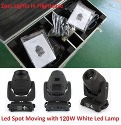 2016 sales 2pcs 120w led spot moving head light in flight case dj disco party lights.jpg 250x250
