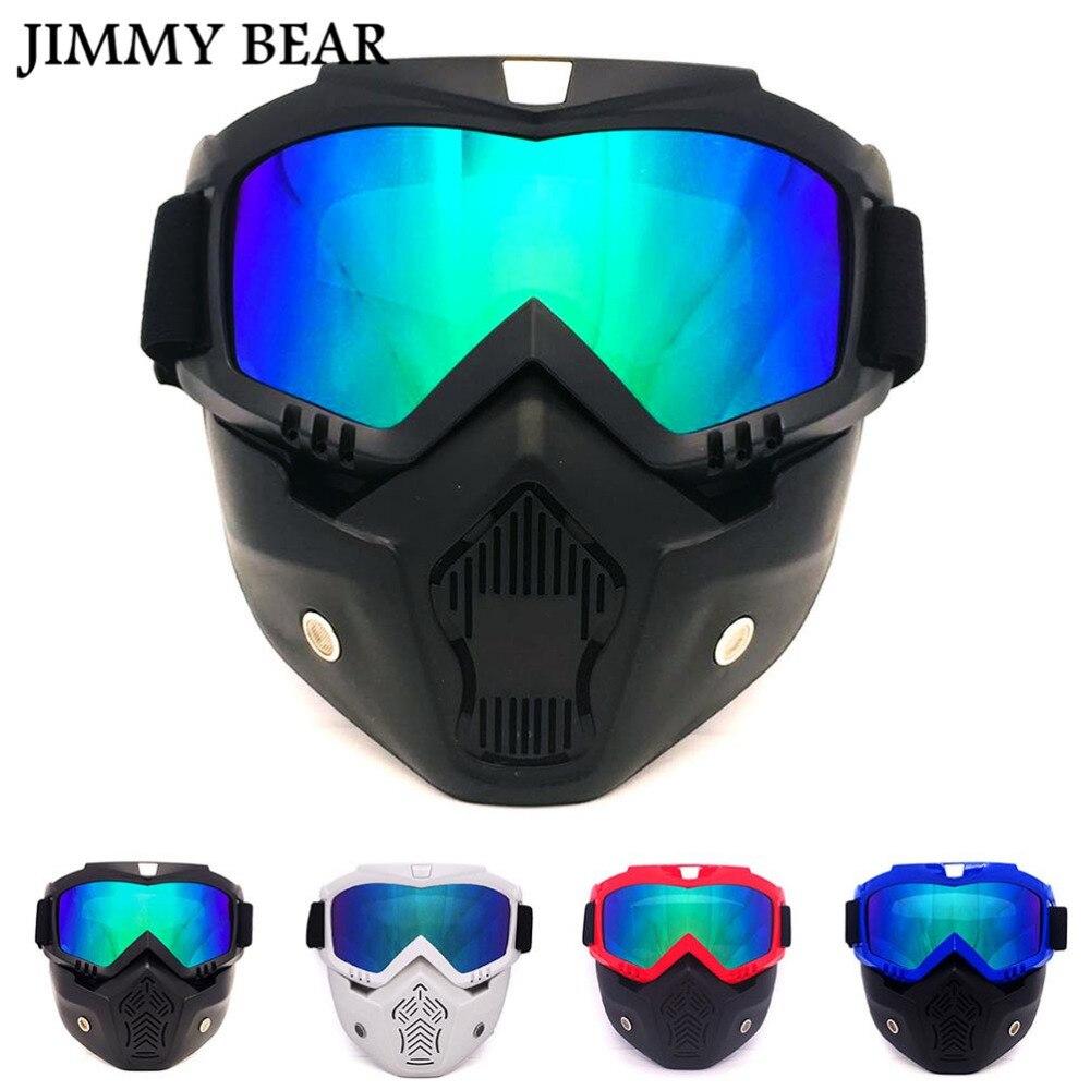 JIMMY BEAR 1 buc Ochelari Masca tactica Ochelari de protectie pentru - Sport și în aer liber