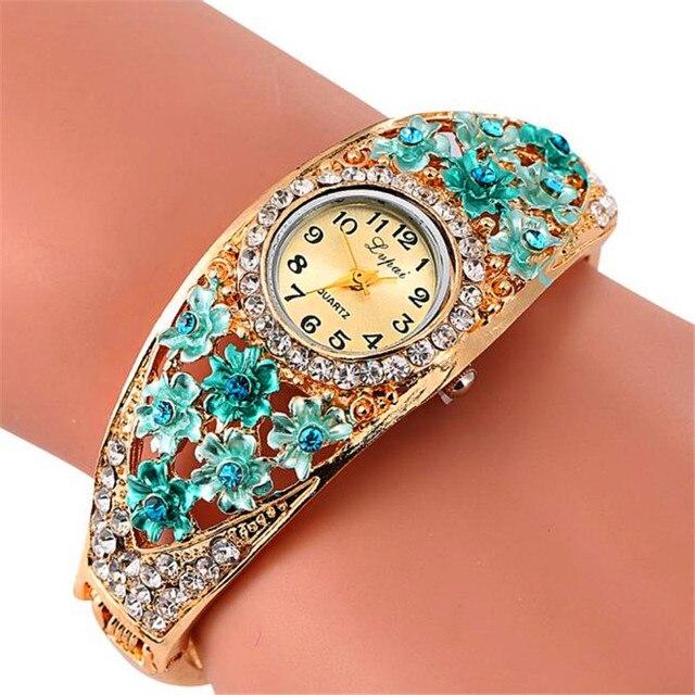 women watches 2018 luxury lady man LVPAI Hot Sale Fashion Luxury Women's Watches