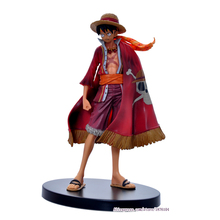 Anime One Piece Luffy Theatrical Edition Action Figure