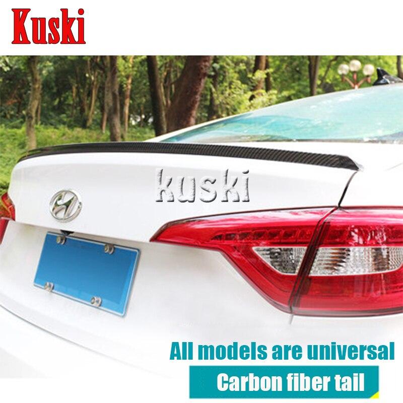 Car Carbon Fiber Rear Spoiler Wing for BMW E46 E39 E90 E60 E36 F30 F10 E34 X5 E53 E30 F20 E92 E87 M3 M4 M5 X5 X6 Accessories