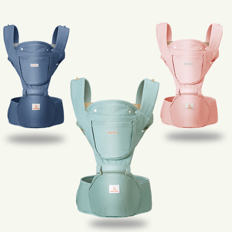 Baby Carrier Backpack Infant Hip Seat Prevent O-type Style Front Facing Hold Carrier Sling Waist Stool Outdoor YL7002