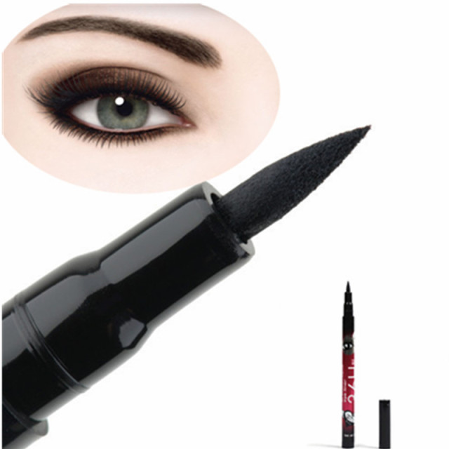 1Pcs Makeup Black Waterproof Liquid Eyeliner