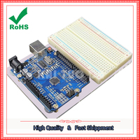The Acrylic Transparent Base Kit Is Suitable For UNO R3 Development Boards And Solder Free Breadboards