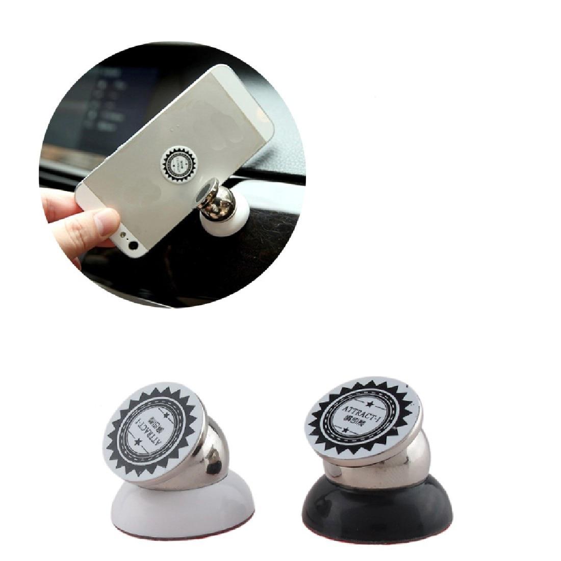 Portable universal adjustable car air vent mount holder 4