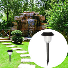 HUSUYUHUSISI 6Led Solar Garden Lights Super-Bright 15 LumensEasy NO-WIRE InstallationAll-Weather/Water-Resistant