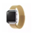 Hiqh Qualidade Milanese Laço Pulseira Relógio Banda Malha de Aço Inoxidável Fecho Magnético Pulseira Para Fitbit Chama Frete Grátis