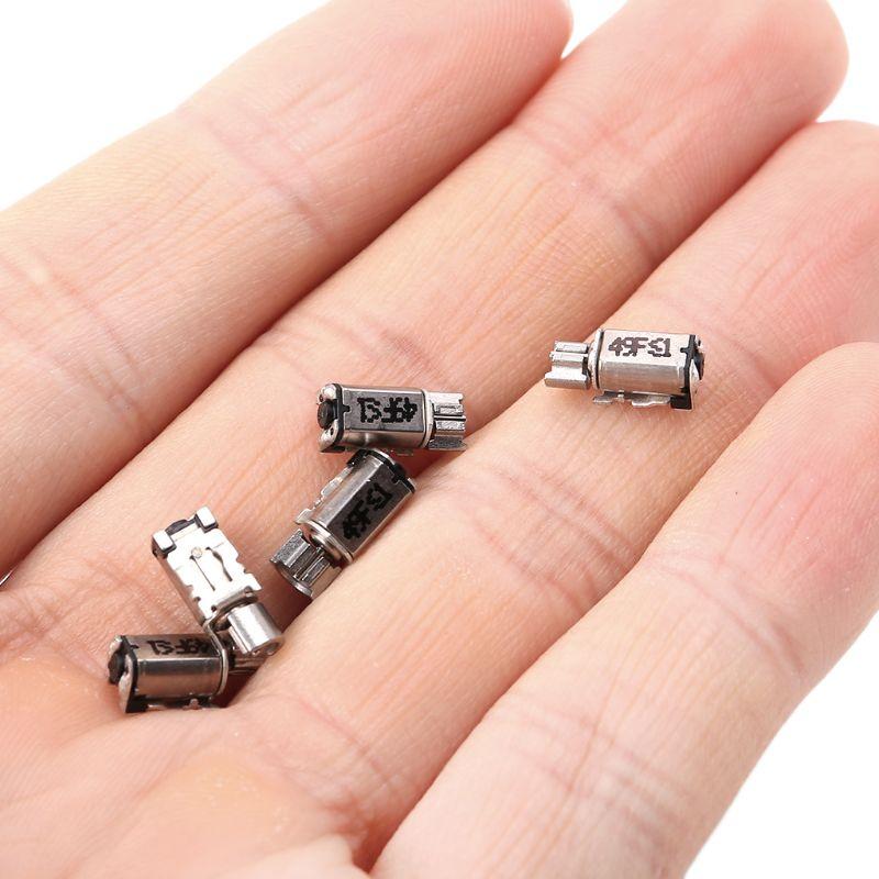 5pcs DC1.5V-3V Mini Vibration Motors Micro Rotor Motor For Mobile Phone -KB