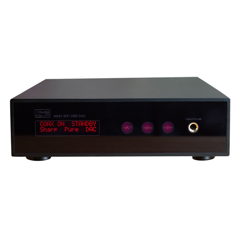 Authentic Yulong ADA1 32Bit 384kHz Digital DSD WIFI Input Digital-to-Analog Headphone Amplifier