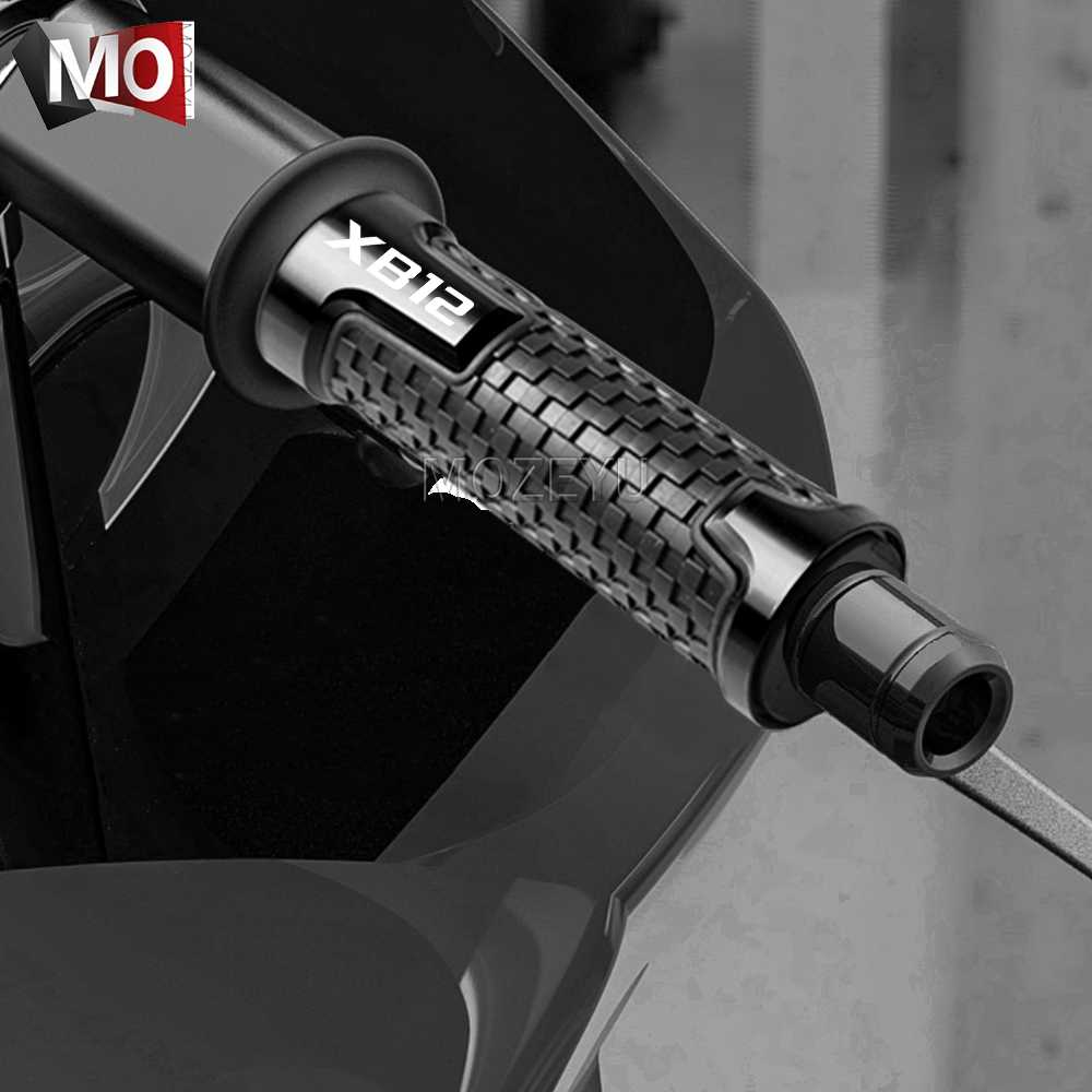 "Manillar de la motocicleta de 7/8 ""22 MM empuñadura de la motocicleta para Buell XB12 2004-2008 XB12R XB12Scg XB12Ss XB12 R Scg Ss 2009"