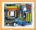 Frete grátis usado autêntico biostar ta770e3 ddr3 apoio six-core quad-core chip de 770 placa de luxo