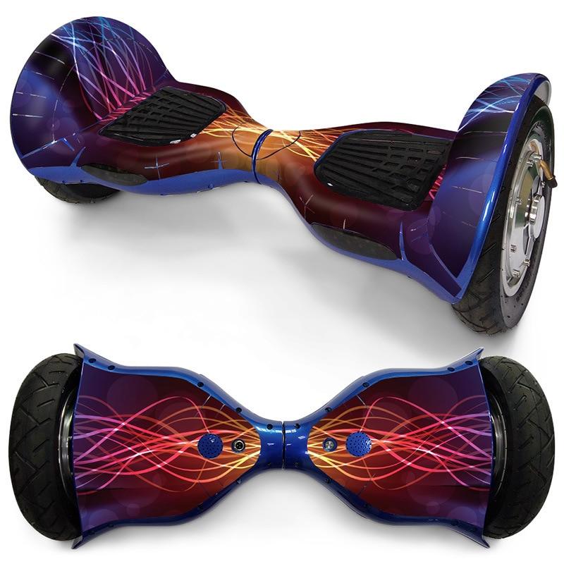 10 zoll 2 rad skateboard giroskuter hoover bord Aufkleber hoverboard skateboard oxboard Smart balance elektro-roller aufkleber