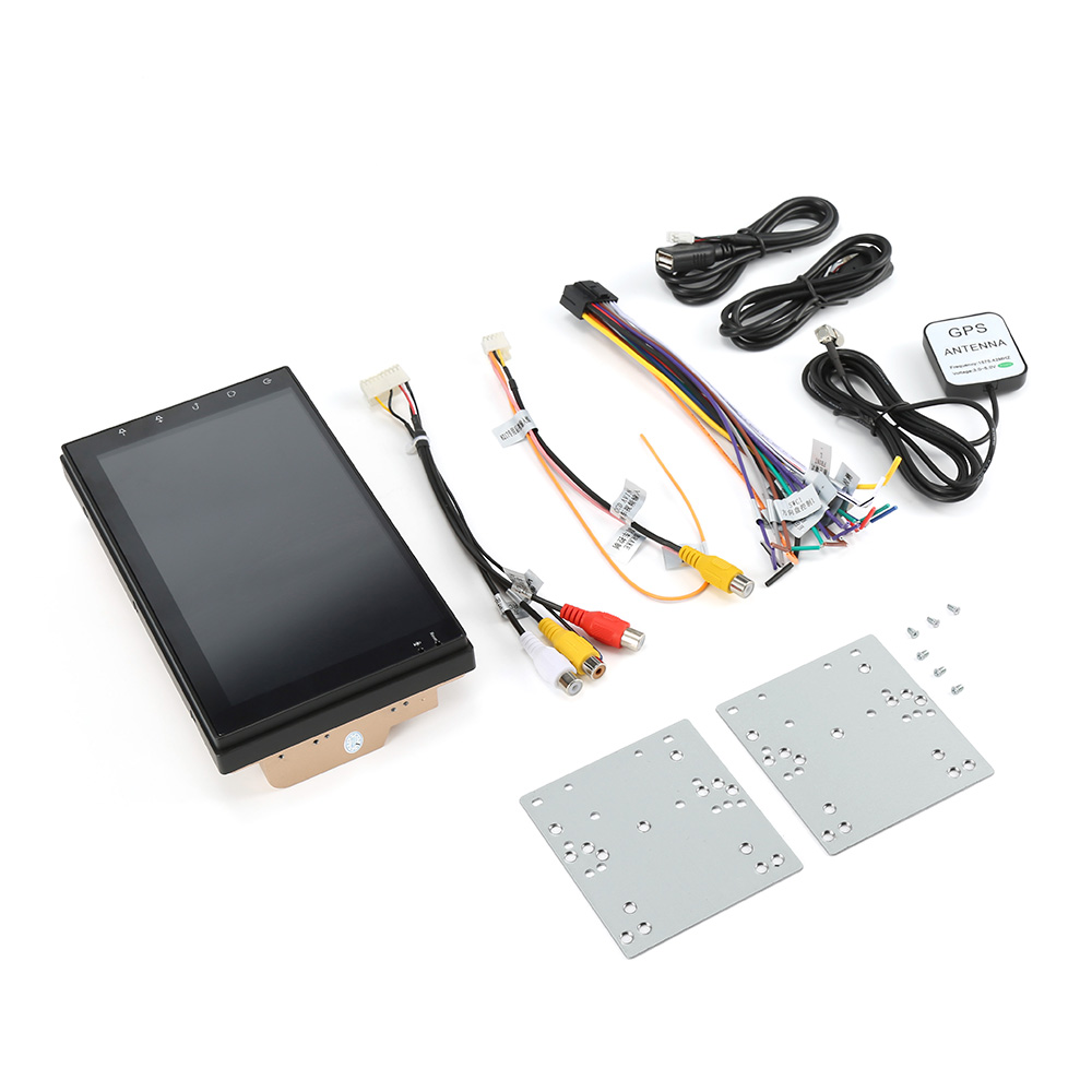 Audio Screen GPS Quad 17