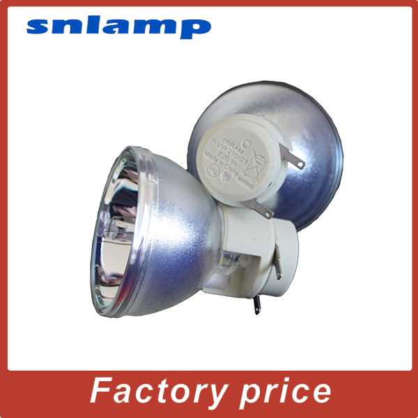 100% Original Osram Bare Projector lamp  P-VIP 210 / 0.8 E20.9N bulb P-VIP 210W 0.8 E20.9N without housing osram lamp housing for epson v11h369020 projector dlp lcd bulb