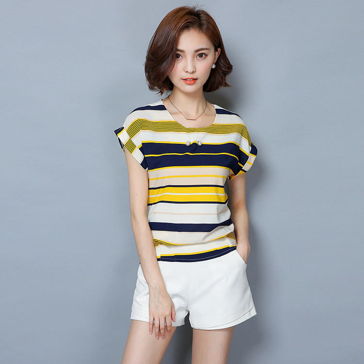 size Casual O-neck OL