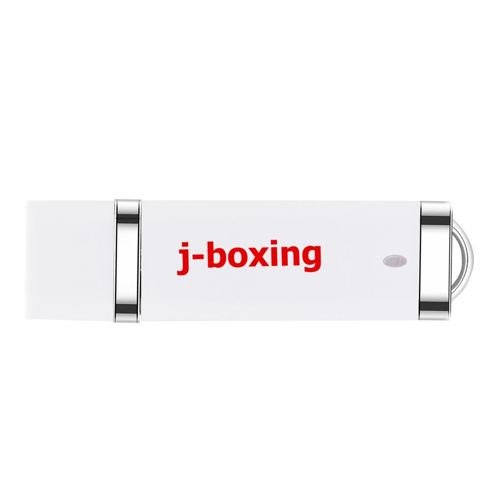 J boxing 10PCS 64MB USB Flash Drives Bulk Small Capacity 128MB Lighter Design USB 2 0 Stick Thumbdrives 256MB 512MB White for PC in USB Flash Drives from Computer Office