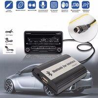 Date Bluetooth De Voiture Interface Auto Mains Libres Stéréo AUX Adaptateur Interface Kits Set pour Volvo SC Voiture Électronique Accessoires