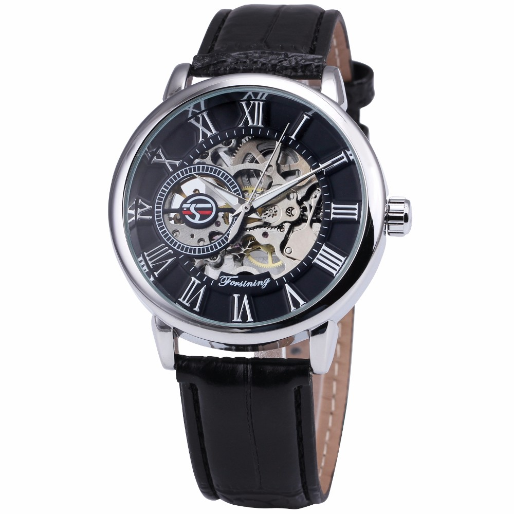HTB19QucKXXXXXchXpXXq6xXFXXX3 - Forsining Classic Mechanical Watch for Men