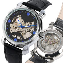 Mechanical Watch Men Top Brand Luxury Tevise