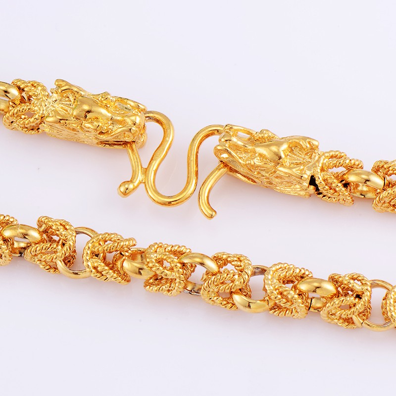 Men-Jewelry-FASHION-WOMENS-HEAVY-18K-SOLID-GOLD-FILLED-Dragon-LINK-CHAIN-20INCH-NECKLACE-For-Men (4)