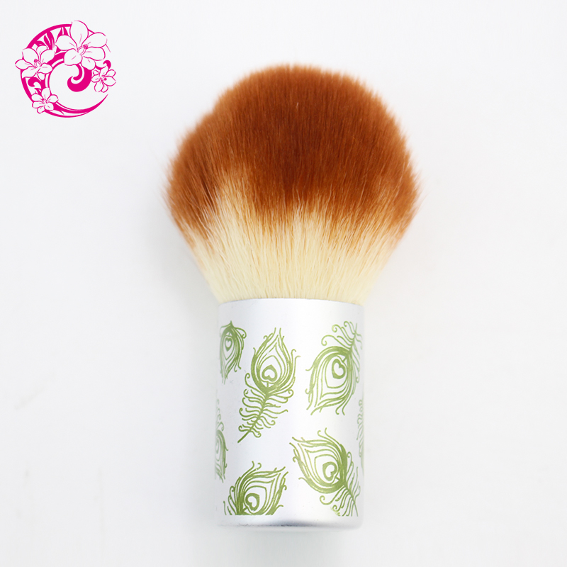 ENERGY Brand Nylon hair Aluminum Handle Powder Makeup Brushes Pinceaux Maquillage Brochas Maquillaje Pincel C002