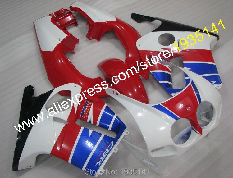 Горячие продаж,для Honda CBR250RR MC19 1988 1989 аксессуаров CBR250R ЦБ РФ 250 88-89 bodywork мотоцикла RR Обтекателя (литье под давлением)