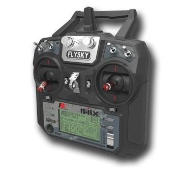 Mode 2 Flysky FS-i6X 2.4GHz 10CH 10 Channels AFHDS 2A RC Transmitter With X6B i-BUS Receiver For Rc Airplane