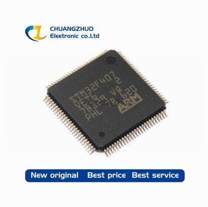 5PCS STM32F407VET6 LQFP-100
