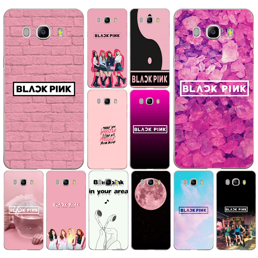 Purposeful 53ad Black Pink Blackpink Kpop Kpop Collage Case Cover For Samsung Note 3 4 8 For Galaxy A3 A5 2017 J3 J5 J7 2015 2016 2017 Cellphones & Telecommunications