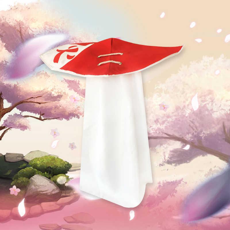 Anime Naruto sombreros Boruto Cosplay septimo Hokage capa Naruto Uzumaki sombrero Halloween gorras fiesta favores