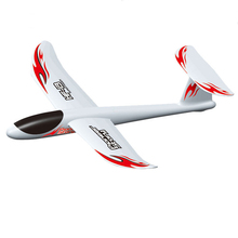 New Hand Launch Throwing Glider Aircraft Inertial Foam EVA Airplane Toy Plane Model Outdoor Fun Sports Kids Gift Toy