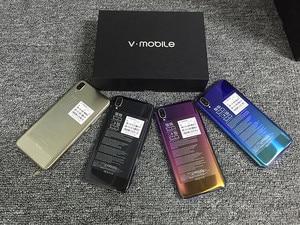 """Image 5 - Teeno vmobile xs pro telefone móvel android 7.0 5.84 """"19:9 tela hd 3 gb + 32 gb 13mp câmera celular smartphone desbloqueado telefones celulares"""