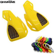 motorcycle accessories hand guards motocross universal plastic 22mm for Yoshimura hayabusa HYPERMOTAROD BUELL ktm