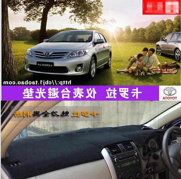 dashmat carpet dashboard cubre automóvil para Toyota Corolla Axio - Accesorios de interior de coche - foto 1