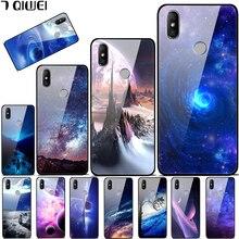 hot deal buy for xiaomi redmi s2 case redmi s 2 glass hard back cover for xiaomi redmi s2 case soft frame funda for xiaomi redmi y2 case para