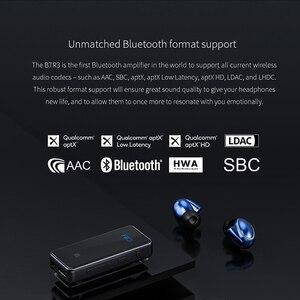 Image 2 - FIIO receptor de Audio BTR3 Bluetooth 4,2 aptXLL, inalámbrico, adaptador Aux Bluetooth para altavoz y auriculares, 3,5mm
