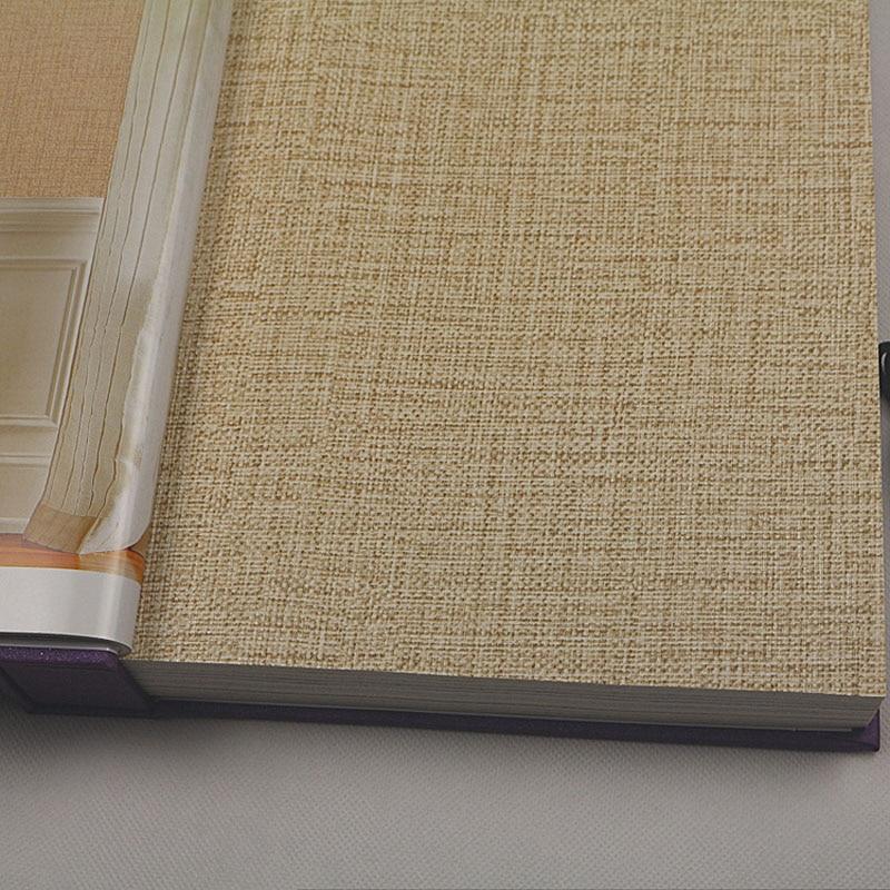 Modern Linen Wallpaper Designs Beige Brown PVC Fiber Flax 3D Textured Wallpaper Plain Solid Color Wall Paper for Living Room купальник женский animal ilsa bikini beige brown blue