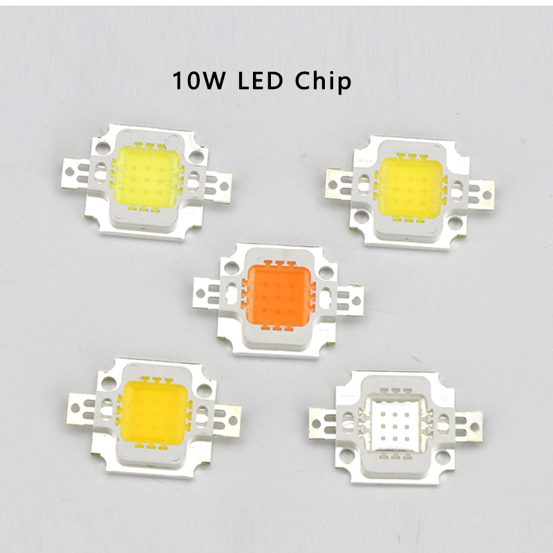 High Power LED Chip 1W 3W 5W 10W 20W 30W 50W 100W COB LED Beads Natural White 4000K - 4500K for DIY LED Floodlight Spotlight бензиновая виброплита калибр бвп 20 4500