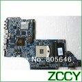 Para HP DV6 laptop DV6-6000 650800-001 HM65 HD6770 DDR3 1G motherboard Não-integrado, Totalmente testado