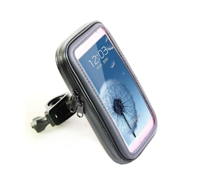 Teléfono Celular GPS Bicicleta Moto de La Motocicleta Manillar Titular para Sams