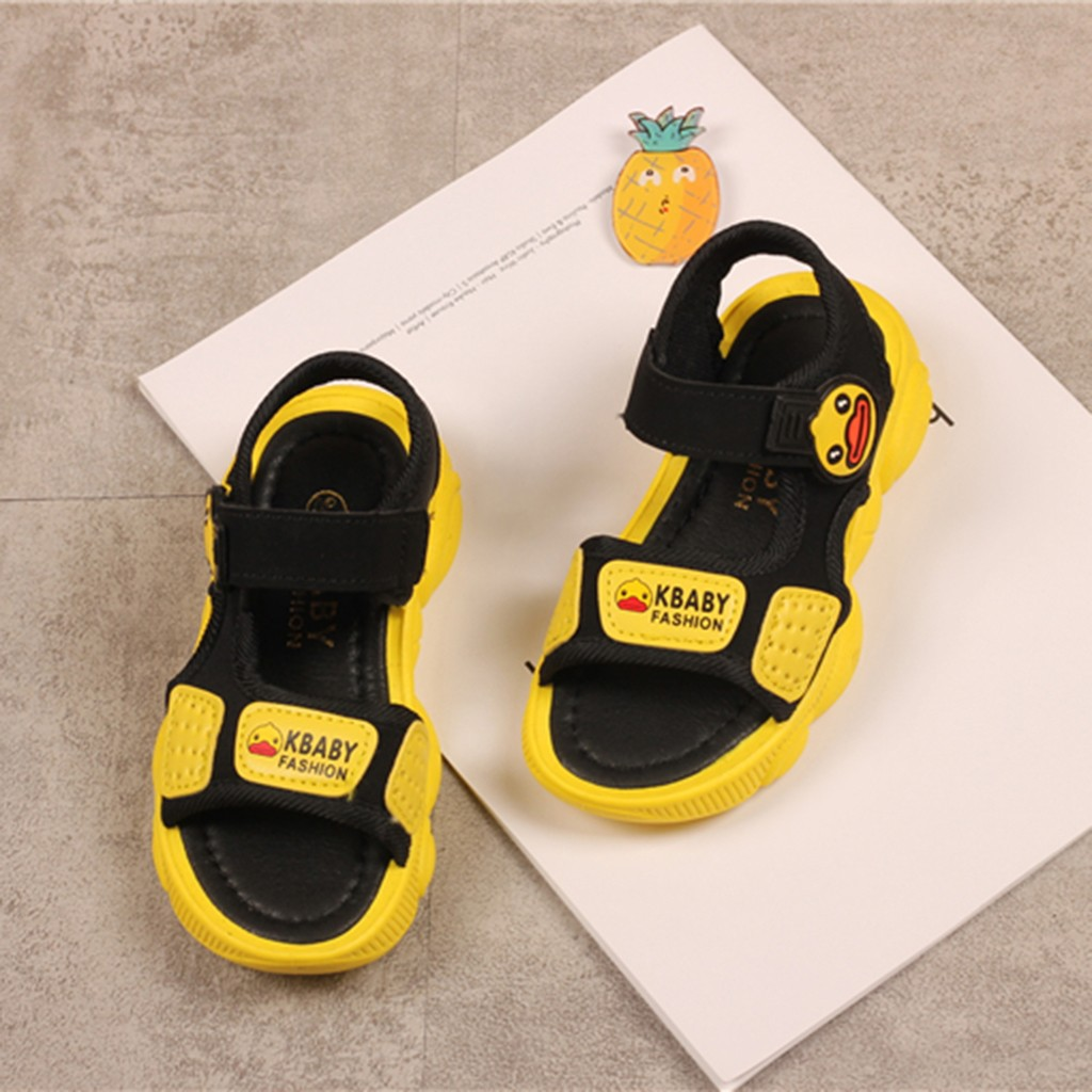 Sandals Comfortable Girls Kids Boys Children's Summer Beach Casual Walking