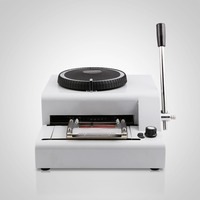 Hot stamping machine +72 embossing machine PVC card leather
