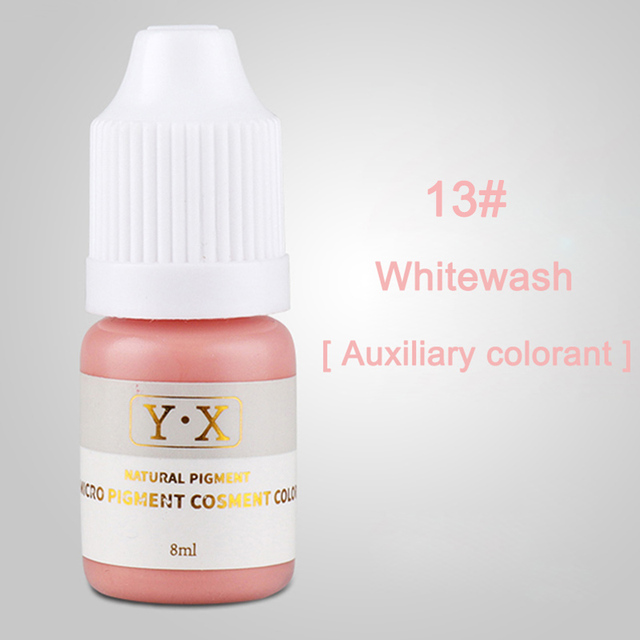22 Colors Tattoo Pigment ink Eyebrow Lip Eyeline Pigment Coloring Cream ink for Semi Permanent Body Paint Makeup Tool 4