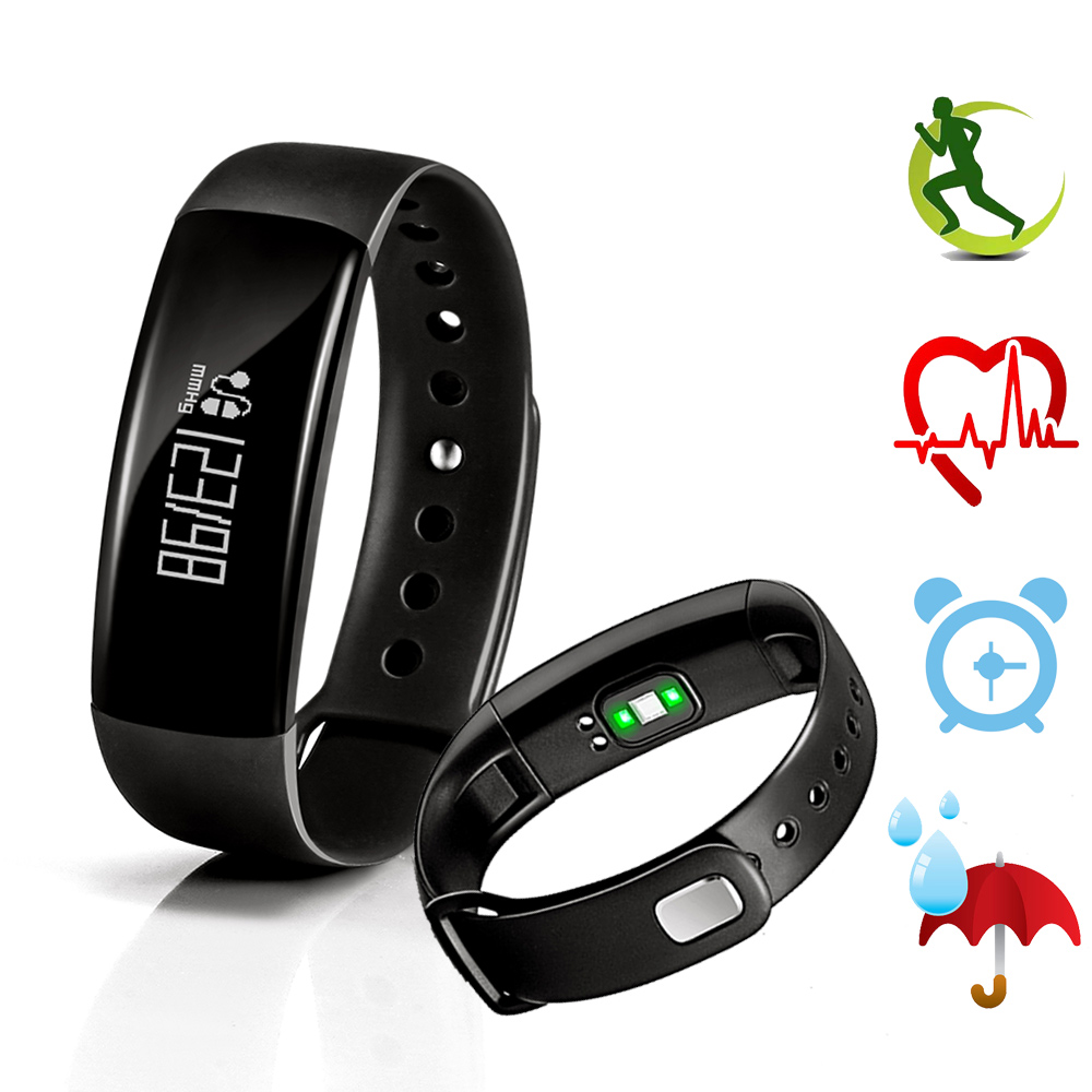 M88 Fitness bracelet heartrate sleep tracker adult waterproof passometer blood pressure wristbands M88 fitness bracelets