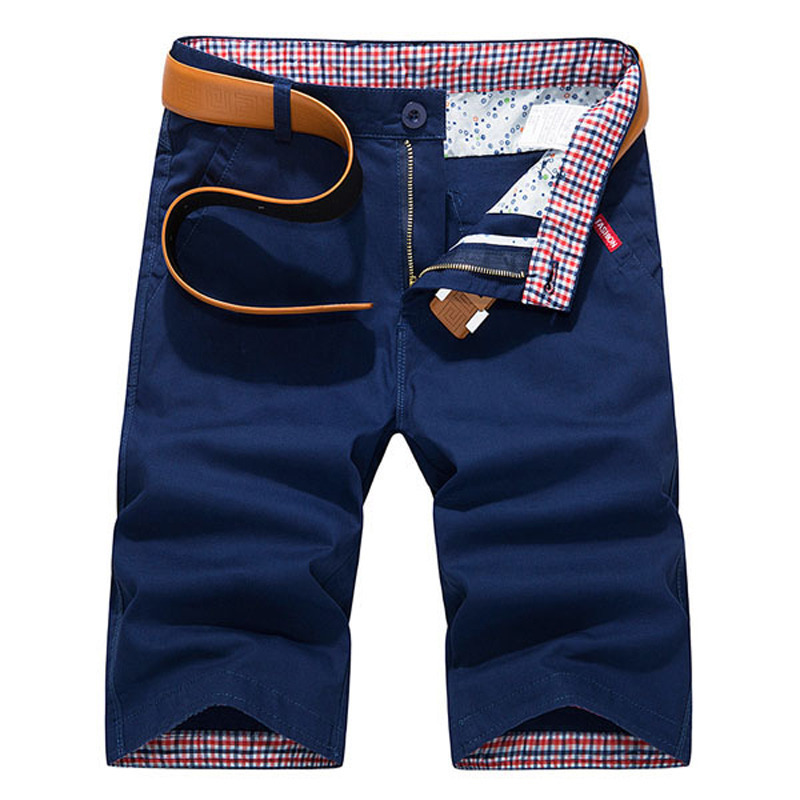 Summer Shorts Men Fashion Brand Boardshorts Breathable Male Casual Shorts Men Shorts Comfortable Plus Size Fitness Bcargo Shorts