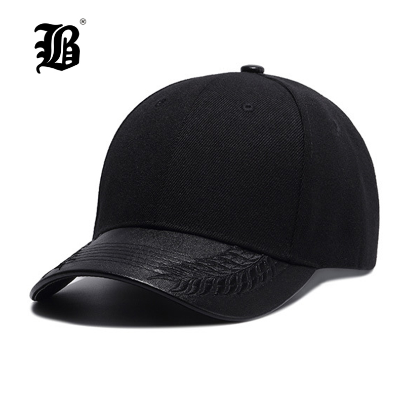 [FLB] High quality Men Women   Baseball     Caps   Spring Summer Autumn   Cap   Snapback Bone Cotton Breathable Hats