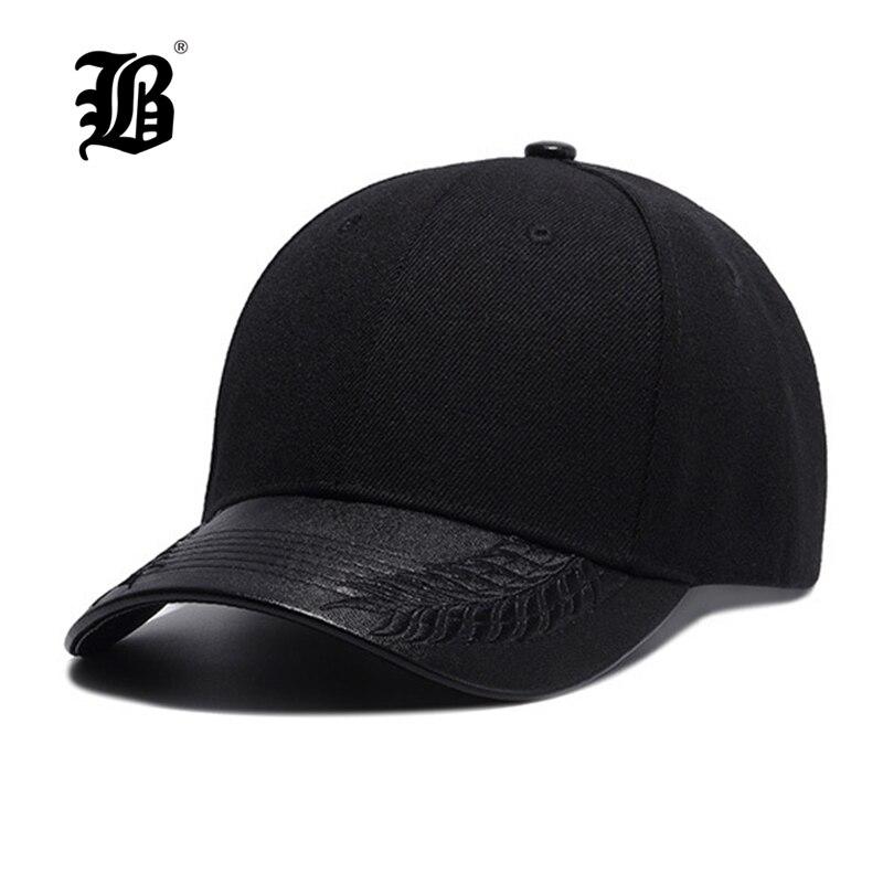 [FLB] Hohe qualität Männer Frauen Baseball-kappen Frühling Sommer Herbst Cap Snapback Knochen Baumwolle Atmungsaktiv Hüte